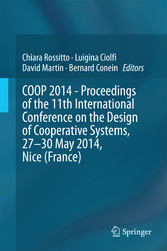COOP 2014 - Proceedings of the 11th Internation...