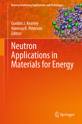 Neutron Applications in Materials for Energy bei Ciando - eBooks