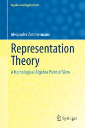 Representation Theory - A Homological Algebra P...