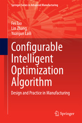 Configurable Intelligent Optimization Algorithm...