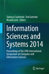 Information Sciences and Systems 2014 - Proceed...