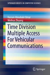 Time Division Multiple Access For Vehicular Com...