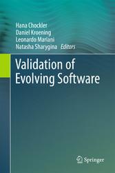 Validation of Evolving Software