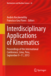 Interdisciplinary Applications of Kinematics - ...