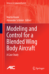 Modeling and Control for a Blended Wing Body Ai...