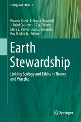 Earth Stewardship - Linking Ecology and Ethics in Theory and Prac bei Ciando - eBooks