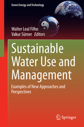 Sustainable Water Use and Management - Examples...