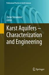 Karst Aquifers - Characterization and Engineering bei Ciando - eBooks