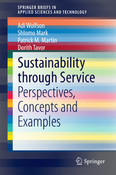 Sustainability through Service - Perspectives, ...