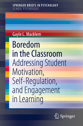 Boredom in the Classroom - Addressing Student M...