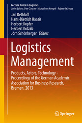 Logistics Management - Products, Actors, Techno...