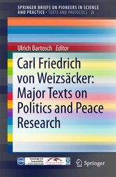 Carl Friedrich von Weizsäcker: Major Texts on P...