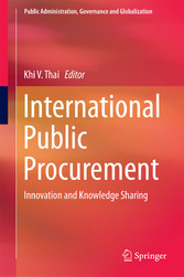 International Public Procurement - Innovation a...