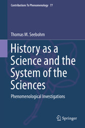 History as a Science and the System of the Scie...