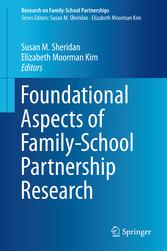 Foundational Aspects of Family-School Partnersh...