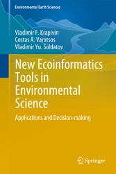 New Ecoinformatics Tools in Environmental Science - Applications  bei Ciando - eBooks