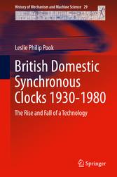 British Domestic Synchronous Clocks 1930-1980 -...
