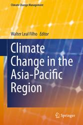 Climate Change in the Asia-Pacific Region bei Ciando - eBooks