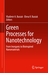 Green Processes for Nanotechnology - From Inorganic to Bioinspire bei Ciando - eBooks