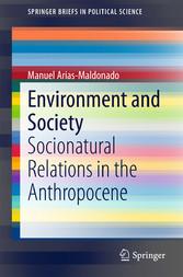 Environment and Society - Socionatural Relation...
