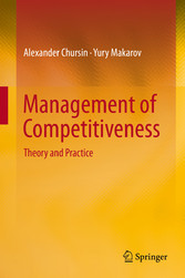 Management of Competitiveness - Theory and Prac...