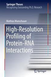 High-Resolution Profiling of Protein-RNA Intera...