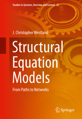 Structural Equation Models - From Paths to Netw...