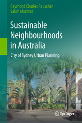 Sustainable Neighbourhoods in Australia - City ...