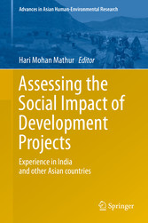 Assessing the Social Impact of Development Proj...