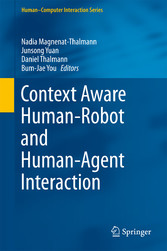 Context Aware Human-Robot and Human-Agent Inter...