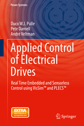 Applied Control of Electrical Drives - Real Tim...