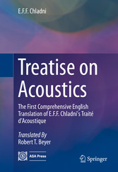 Treatise on Acoustics - The First Comprehensive...
