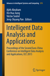 Intelligent Data Analysis and Applications - Pr...