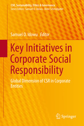 Key Initiatives in Corporate Social Responsibil...