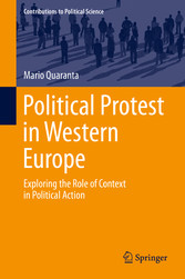 Political Protest in Western Europe - Exploring...