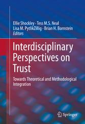 Interdisciplinary Perspectives on Trust - Towar...