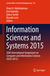 Information Sciences and Systems 2015 - 30th In...