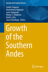 Growth of the Southern Andes