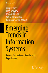 Emerging Trends in Information Systems - Recent...