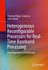 Heterogeneous Reconfigurable Processors for Rea...