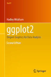 ggplot2 - Elegant Graphics for Data Analysis