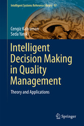 Intelligent Decision Making in Quality Manageme...