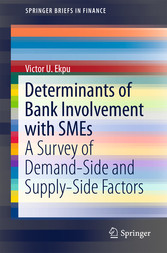 Determinants of Bank Involvement with SMEs - A ...