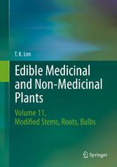 Edible Medicinal and Non-Medicinal Plants - Vol...