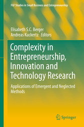 Complexity in Entrepreneurship, Innovation and ...