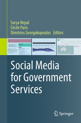 Social Media for Government Services