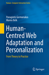 Human-Centred Web Adaptation and Personalizatio...
