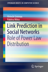Link Prediction in Social Networks - Role of Po...