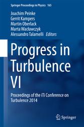 Progress in Turbulence VI - Proceedings of the ...