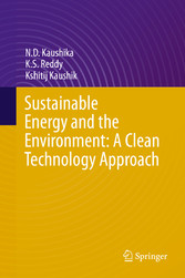 Sustainable Energy and the Environment: A Clean...